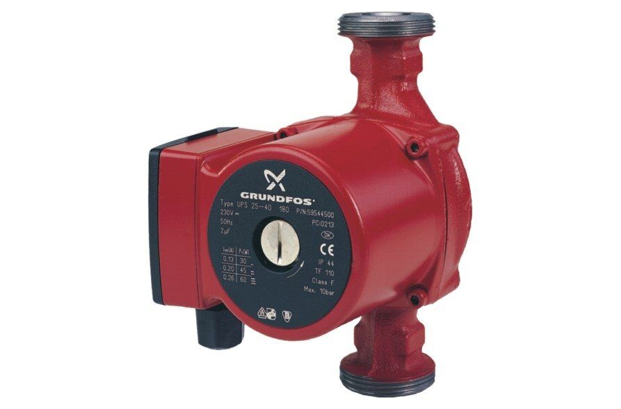Grundfos Circulator Pumps From Automatic Heating