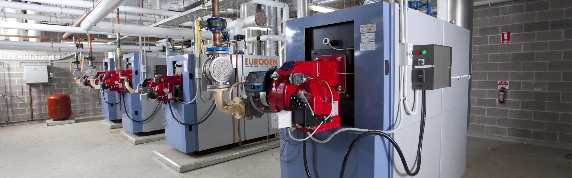 Eurogen Condensing Hot Water Heaters