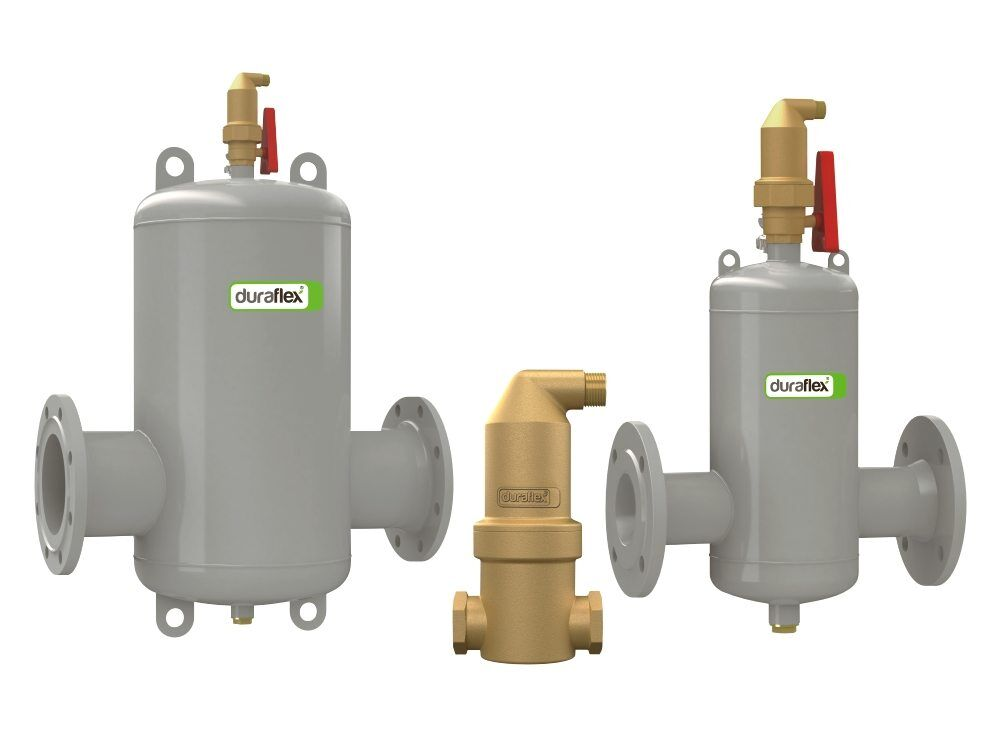 Duraflex EcoVent Air Separators