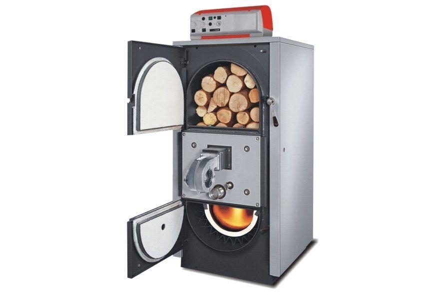 Renewable Firewood Firex Biomass Wood Fired Hot Water Heaters