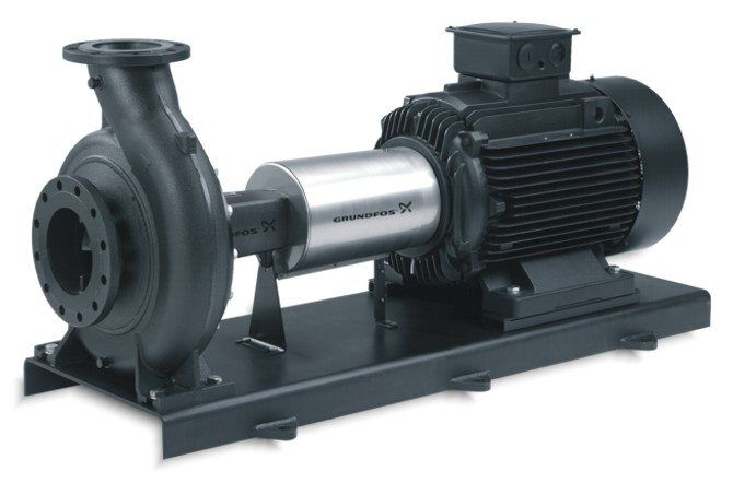 GRUNDFOS LONG COUPLED PUMPS