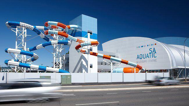 South Australia Aquatic Amp Leisure Centre In Marion