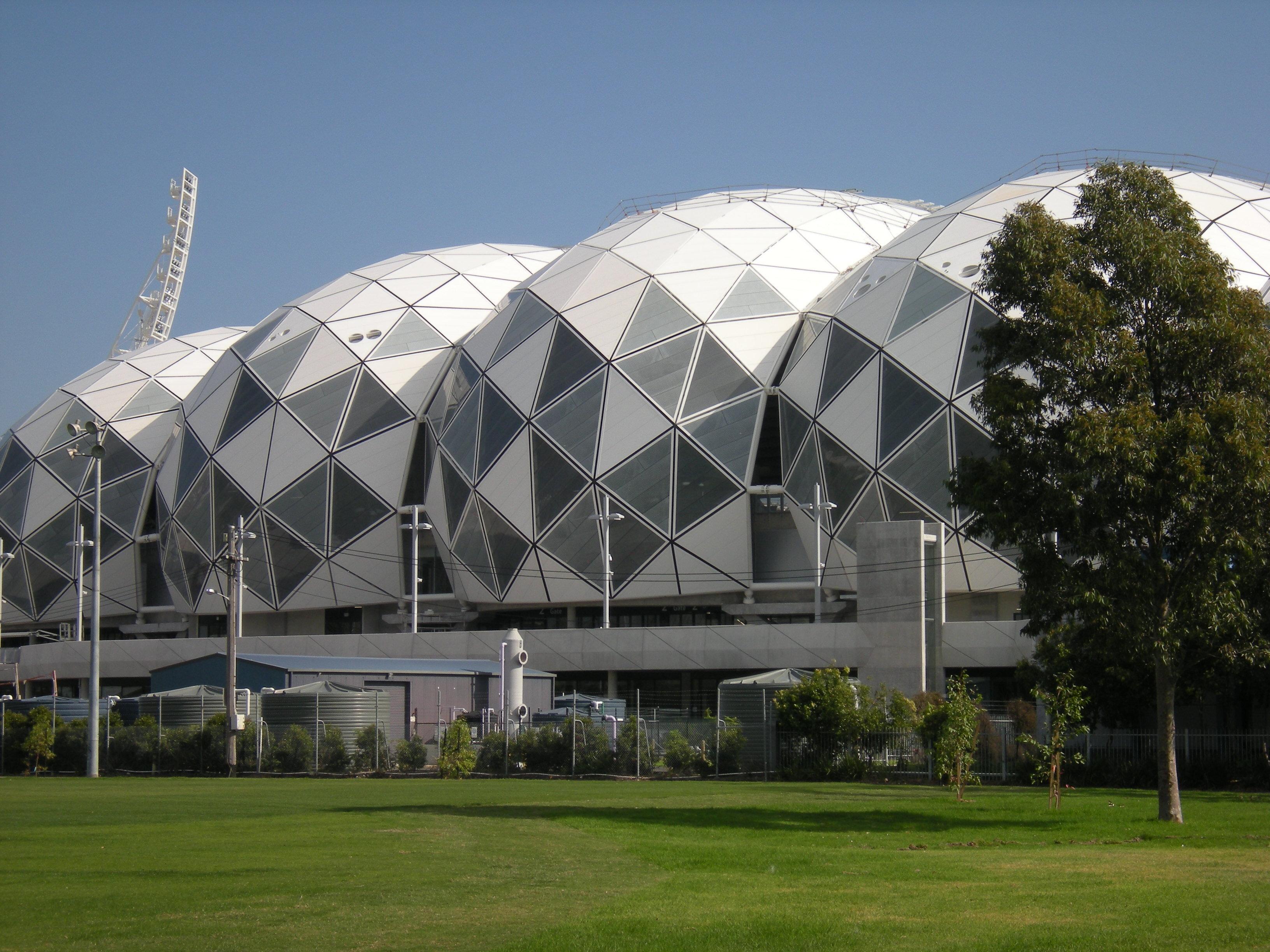 Services For Aami Park  Rectangular Stadium  Melbourne