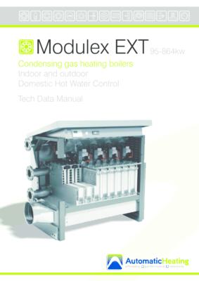 Modulex EXT 96-864kW Technical Data Manual