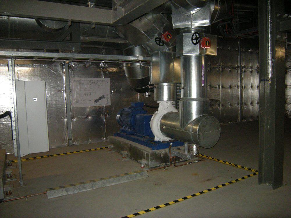 EcoPress expansion tanks system