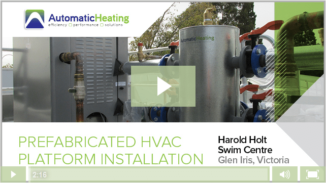 Harold Holt Swim Centre HVAC Prefabrication video