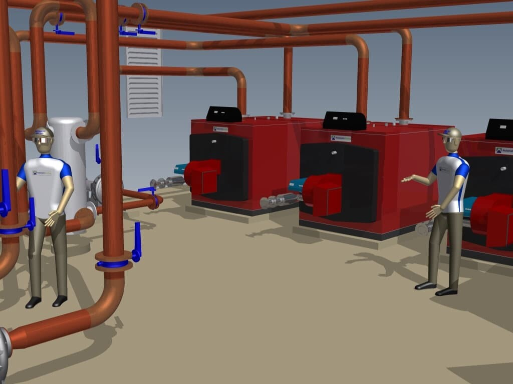 Mechanical Plantroom Design And Layout Assistance Available