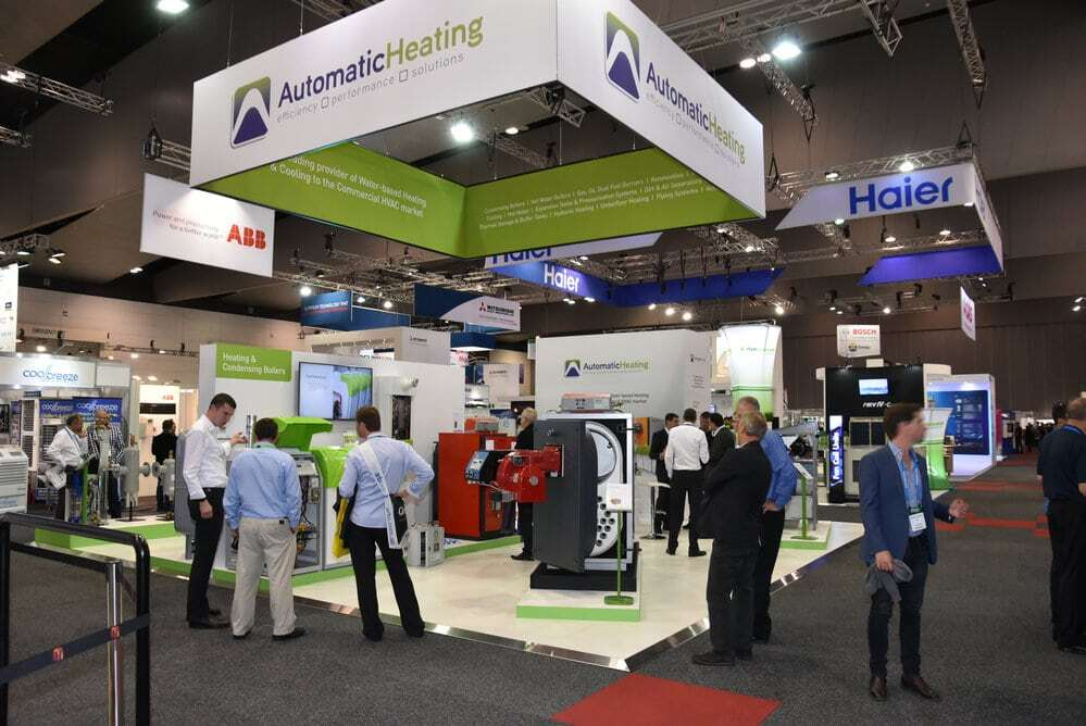 Automatic Heating Stand at ARBS 2016