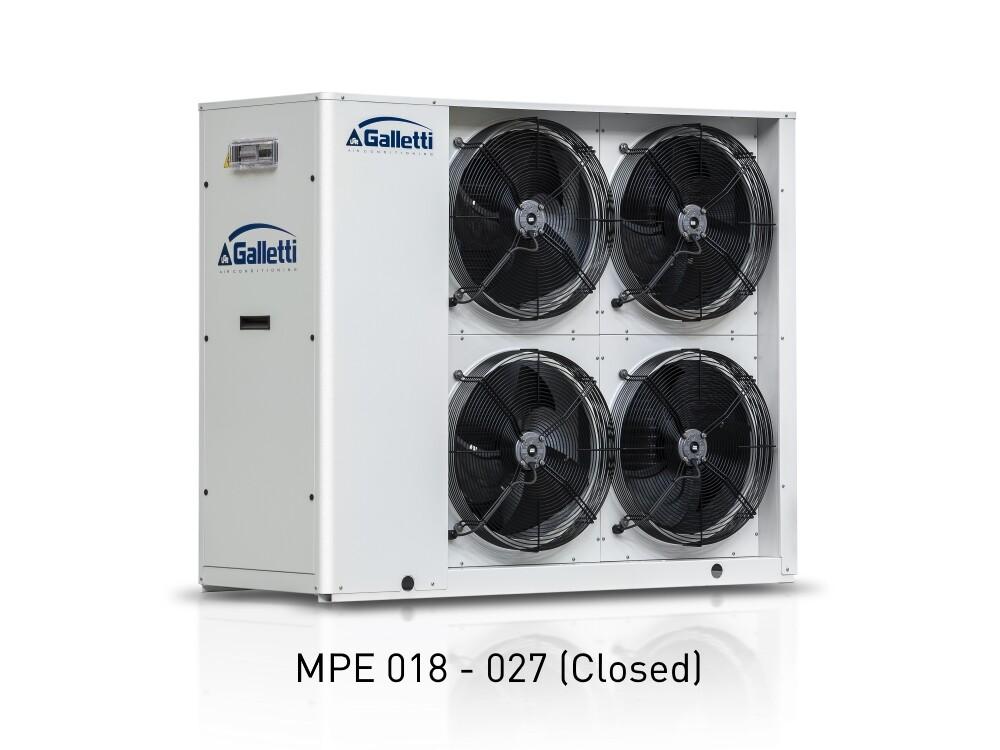 MPE 018 – 027 (Closed)