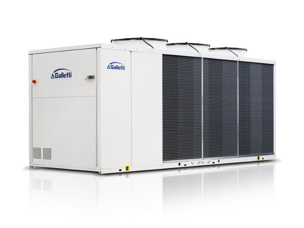 Galletti SCX  Outdoor Packaged Chillers and Heat Pumps