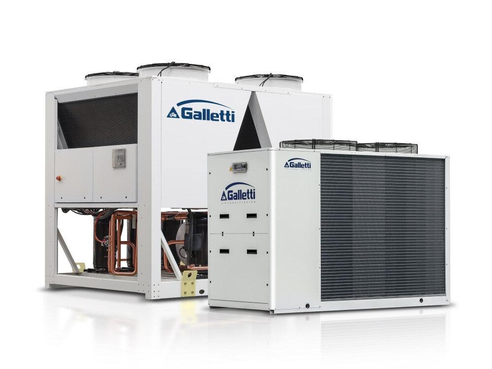 Galletti EvitecH Heat Pump