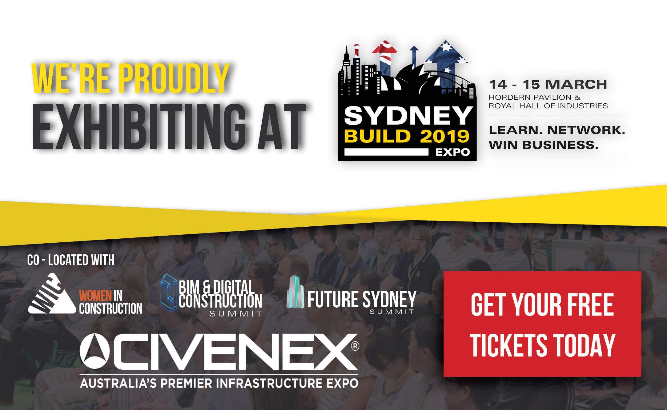Sydney Build 2019 Expo