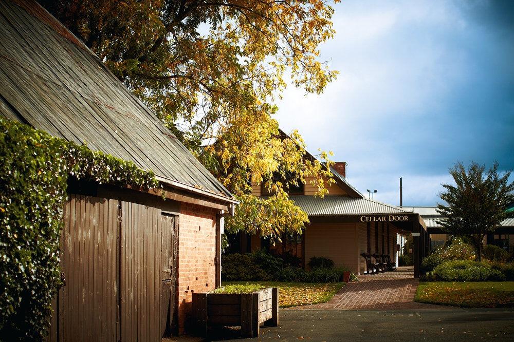 Brown Brothers Vineyard Old Barn