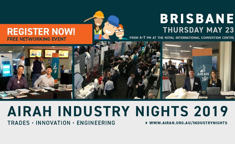Hobart AIRAH Industry Trade Night