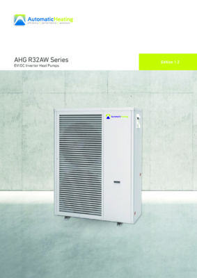 AHG R32 AW Heat Pump_Edition 1.2