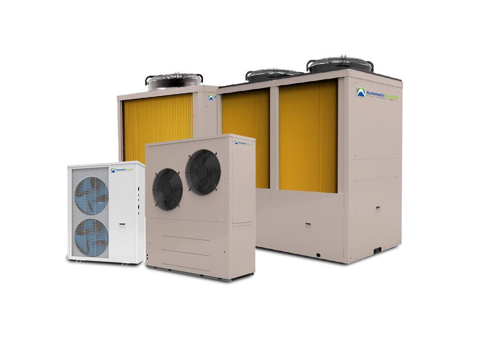 AHG R410A Heat Pump