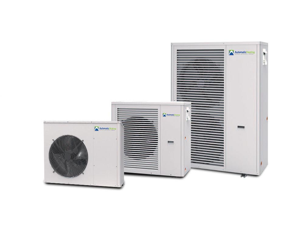 AHG R410A DC Inverter Heat Pump