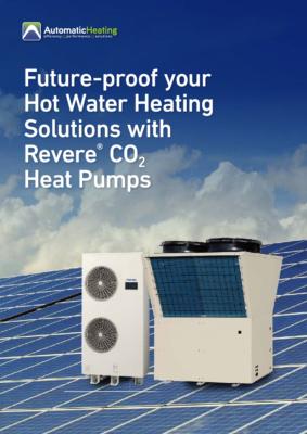 Revere CO2 Heat Pump Package brochure