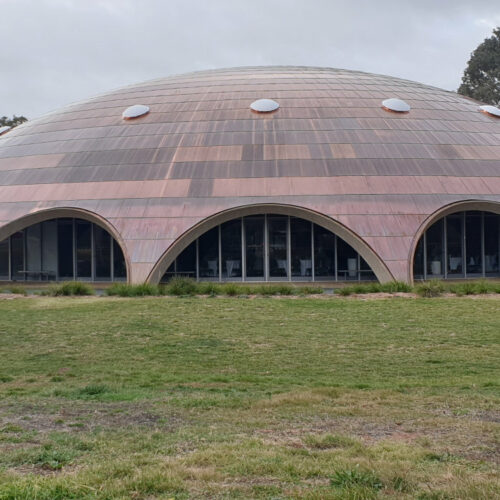 The Sustainable Shine Dome Project